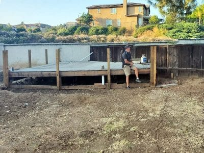 Deck Removal San Diego