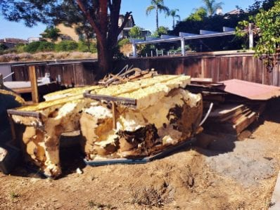 GI Junk Away Hot Tub Removal