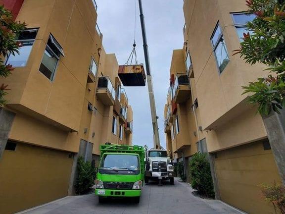 All-inclusive junk removal