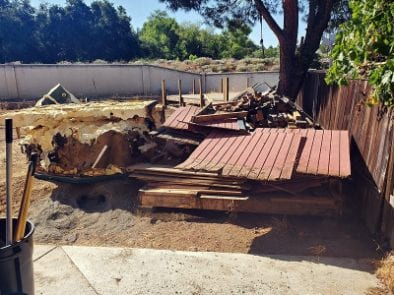 Fence Removal San Diego